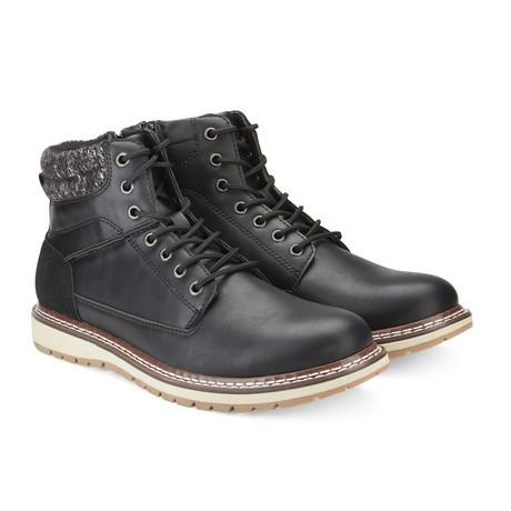 Banks Boot // Black (US: 7.5)