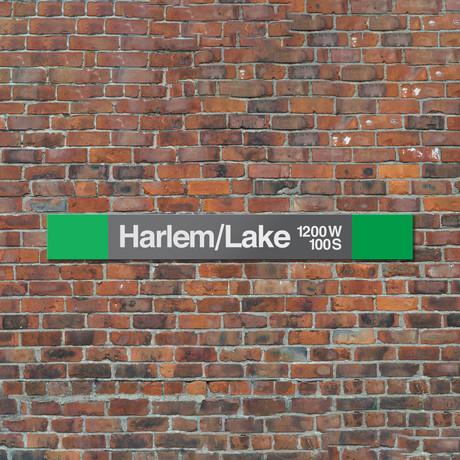 Harlem // Lake