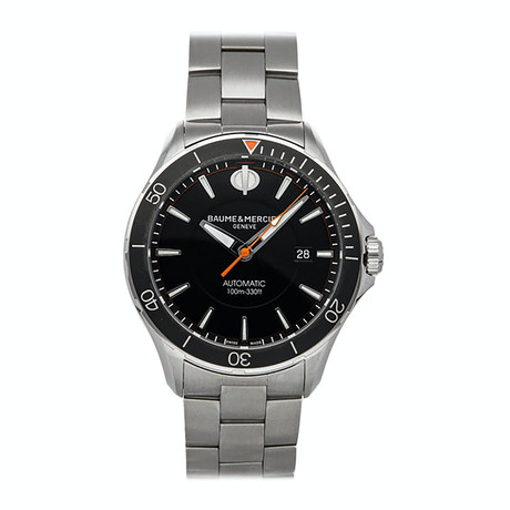 Baume & Mercier Clifton Club Automatic // M0A10340 // Pre-Owned