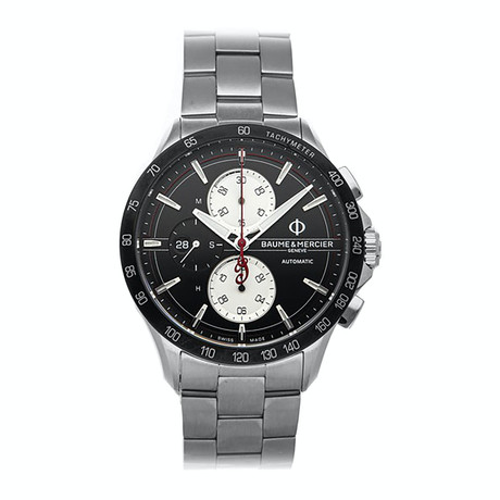 Baume & Mercier Clifton Club Indian Chief Edition 1901 Chronograph Automatic // M0A10403 // Pre-Owned