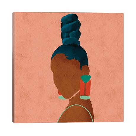 """Luz Red // Reyna Noriega (26""""W x 26""""H x 1.5""""D)"""