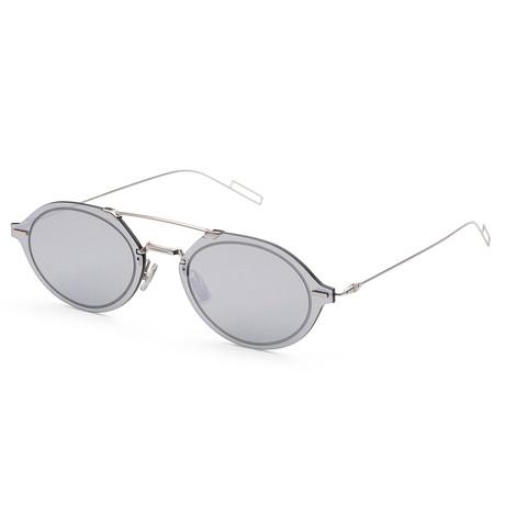 Men's Chroma Sunglasses // Palladium + Silver