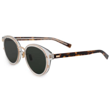 Men's 20SKS Sunglasses // Gold + Havana