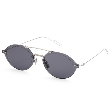Men's Chroma Sunglasses // Palladium + Dark Gray