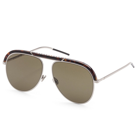 Women's Desertic Sunglasses // Havana + Palladium