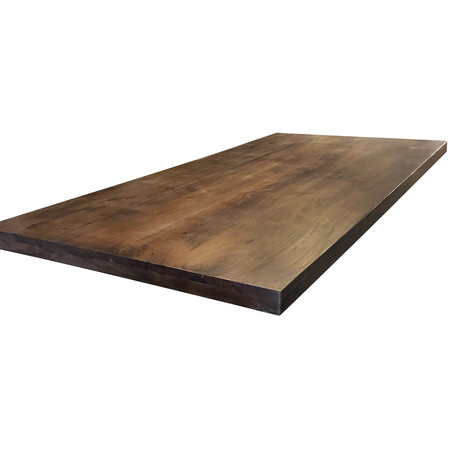 Solid Acacia Wood Dining or Desk Top // Java