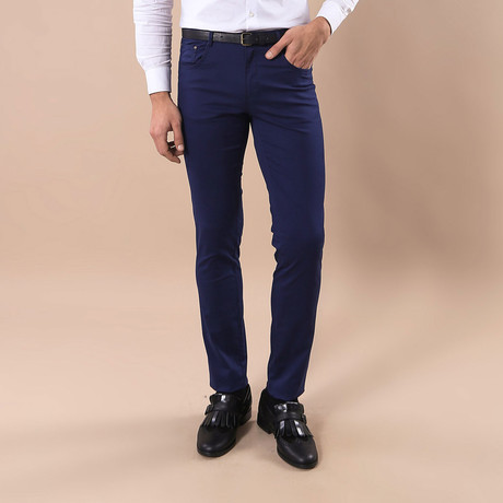 Victor Pant // Navy (30WX34L)