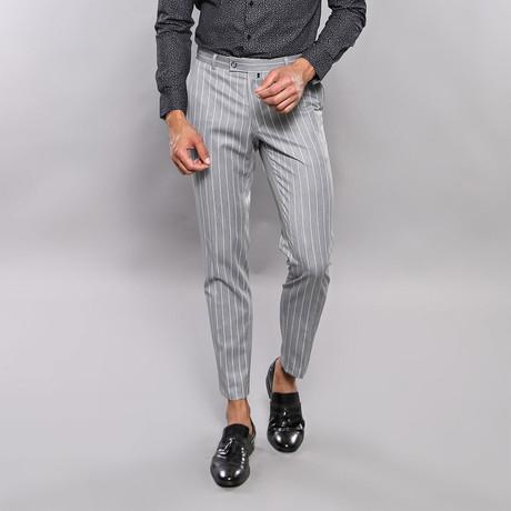 Langston Pant // Gray (30WX34L)
