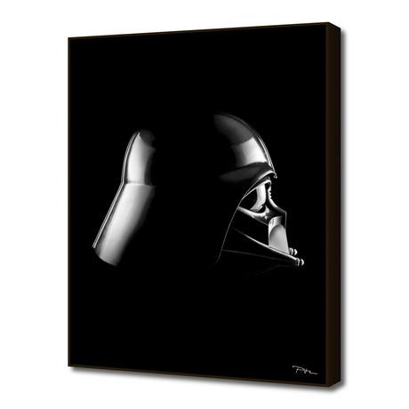 """Dark Side - Vader (16""""W x 20""""H x 0.2""""D)"""