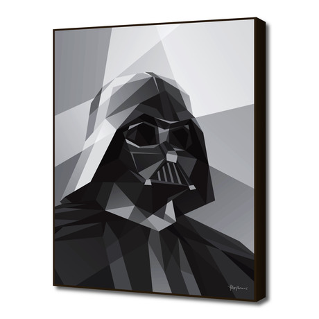 "Darth Vader (16""W x 20""H x 1.5""D)"