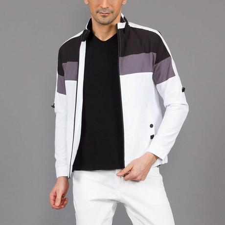 Dele Jacket // White (Euro: 46)