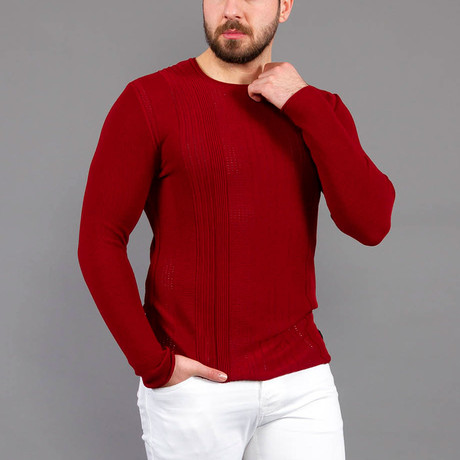 James Tricot // Claret Red (S)