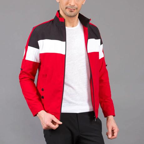 Logan Jacket // Red (Euro: 46)
