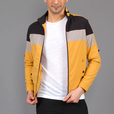 Jayson Jacket // Yellow (Euro: 46)