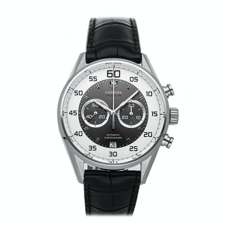 Tag Heuer Carrera Calibre 36 Chronograph Automatic // CAR2B11.FC6235 // Pre-Owned