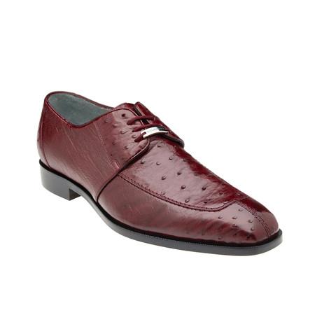 Rovigo Shoes // Burgundy (US: 8)