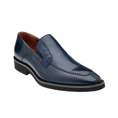 Pietro Shoes // Blue Safari (US: 8)