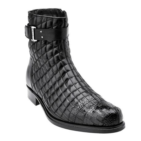 Libero Shoes // Black (US: 8)