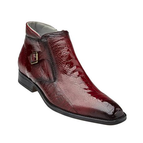 Gregg Shoes // Scarlet Red (US: 8)