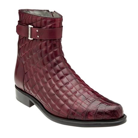 Libero Shoes // Wine (US: 8)