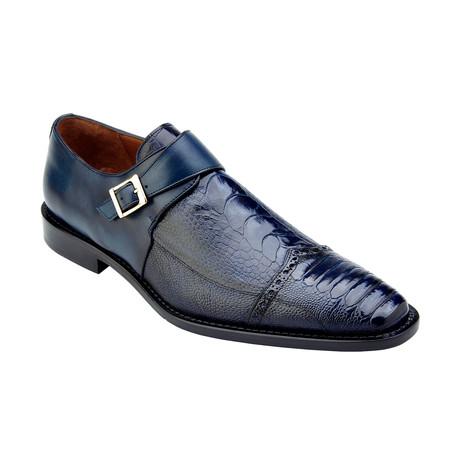 Salinas Shoes // Blue Safari (US: 8)