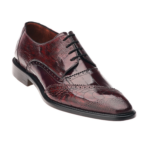 Nino Shoes // Scarlet Red (US: 8)