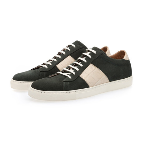 Lowell Softy Low Top // Green (Euro: 39)
