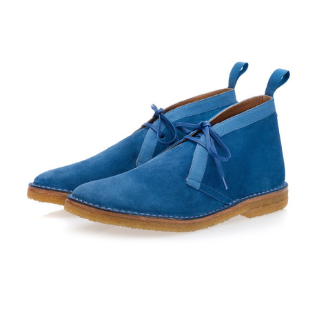 Arkadelphia Softy Desert Boots // Light Blue (Euro: 39)
