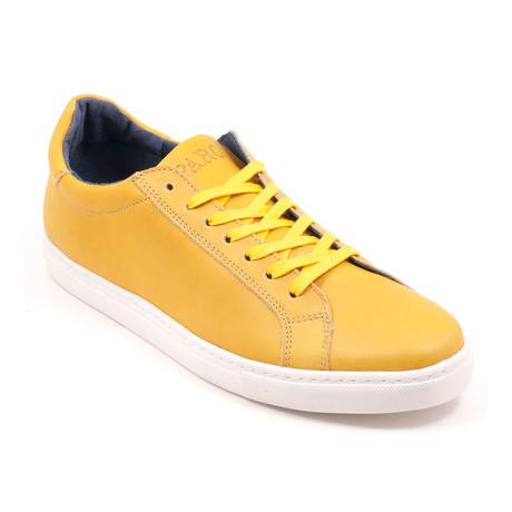 Morro // Yellow Leather (US: 7)