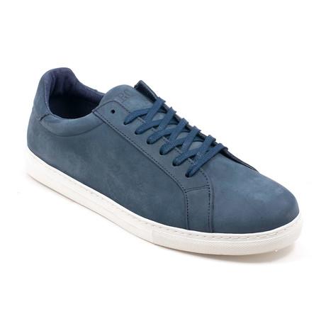 Morro // Blue Leather (US: 7)