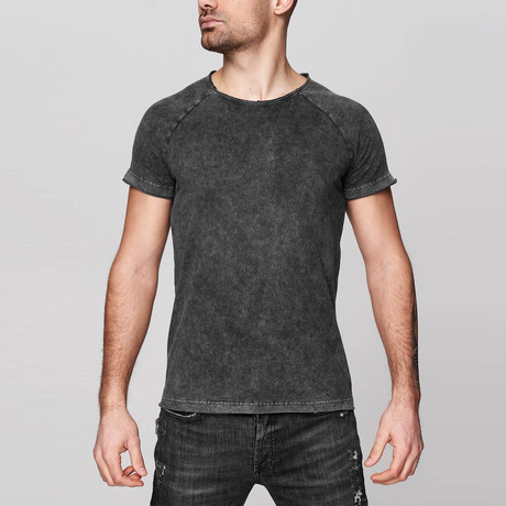 Tyler T-Shirt // Anthracite (Small)