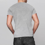 Dylan T-Shirt // Gray (Small)