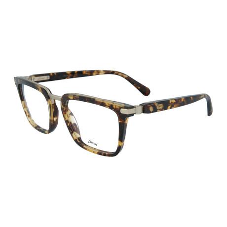 Men's Round Optical Frames // Havana