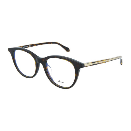 Men's Square Optical Frames V1 // Havana