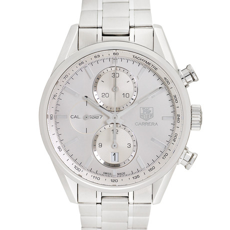 Tag Heuer Carrera Chronograph Automatic // CAR2111 // Pre-Owned