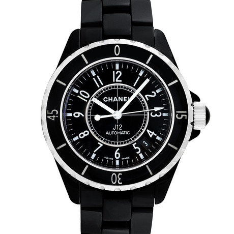 Chanel J12 Automatic // H0685 // Pre-Owned