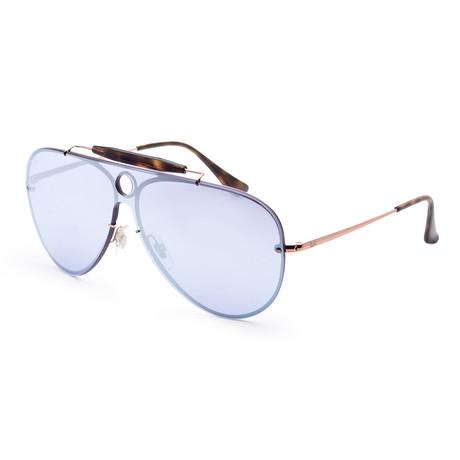Men's RB3581N-9035IU Sunglasses // Copper + Blue