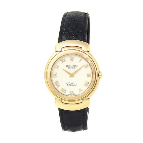 Rolex Ladies Cellini Quartz // 6622 // E Serial // Pre-Owned