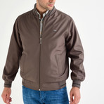 Light Bomber Jacket // Soil (M)