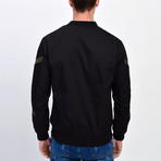 Bomber Jacket // Black (2XL)
