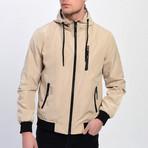Hooded Jacket // Cream (M)