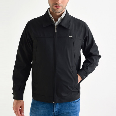 Baracuda Jacket // Black (S)