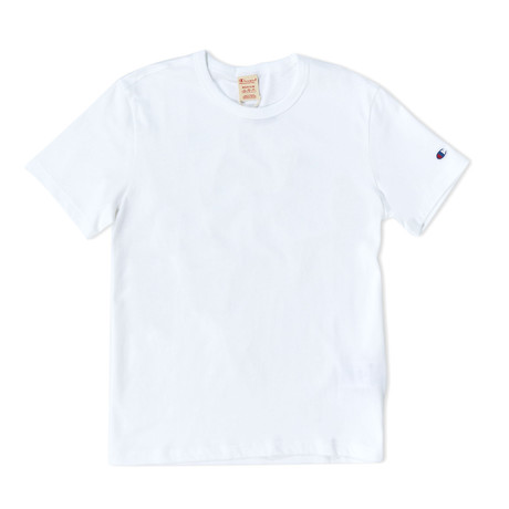 Little C T-Shirt // White (S)