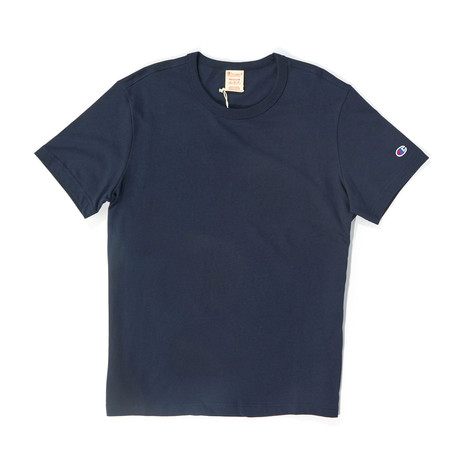 Little C T-Shirt // Navy (S)