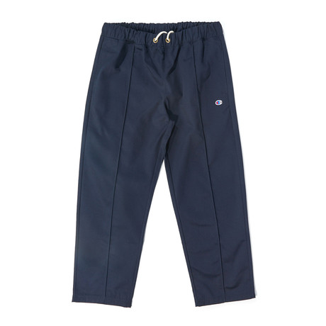 Straight Hem Pants // Navy (S)