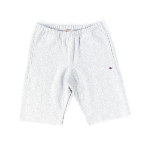 Reverse Weave Shorts // Oxford Gray (S)