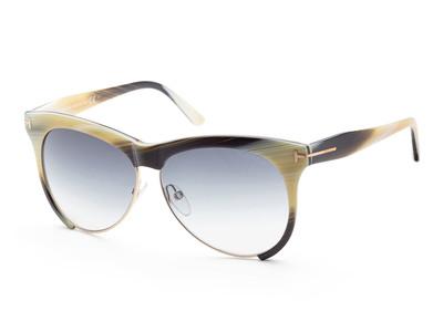 Women's FT0365-60B-59 Leona Sunglasses