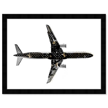 "Trendsetter LV Airlines (26""H x 34""W x 0.5""D)"