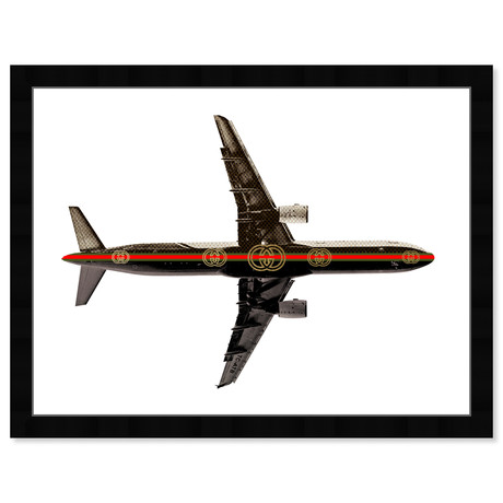 """Trendsetter GG Airlines (26""""H x 34""""W x 0.5""""D)"""