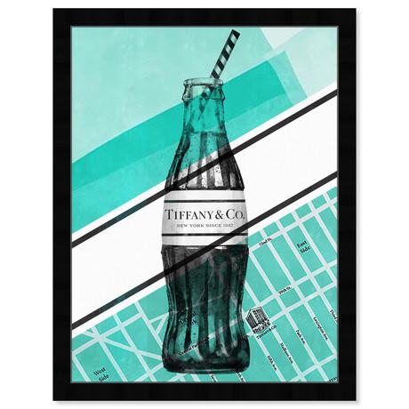 "NYC Soda Bottle (34""H x 26""W x 0.5""D)"